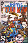 Cover for L'Invincible Iron Man (Editions Héritage, 1972 series) #44