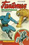 Cover for Fantomen (Semic, 1963 series) #15/1974