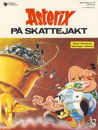 Cover Thumbnail for Asterix (Hjemmet / Egmont, 1969 series) #13 - Asterix på skattejakt