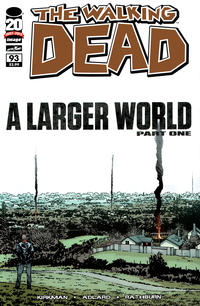 Cover Thumbnail for The Walking Dead (Image, 2003 series) #93