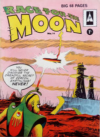 Cover Thumbnail for Race for the Moon (Thorpe & Porter, 1959 series) #14