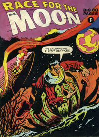 Cover Thumbnail for Race for the Moon (Thorpe & Porter, 1959 series) #12