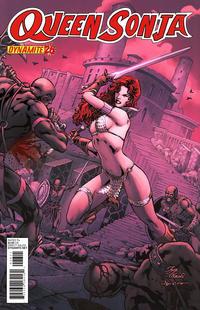 Cover Thumbnail for Queen Sonja (Dynamite Entertainment, 2009 series) #26 [Igor Vitorino Cover]