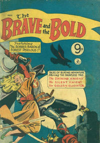 Cover Thumbnail for The Brave and the Bold (K. G. Murray, 1956 series) #6