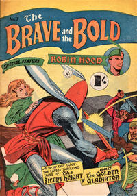 Cover Thumbnail for The Brave and the Bold (K. G. Murray, 1956 series) #7