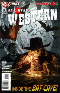 Cover Thumbnail for All Star Western (DC, 2011 series) #5