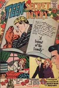 Cover Thumbnail for Teen Secret Diary (Charlton, 1959 series) #5