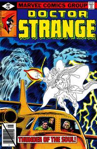 Cover for Doctor Strange (Marvel, 1974 series) #36 [Direct Edition]