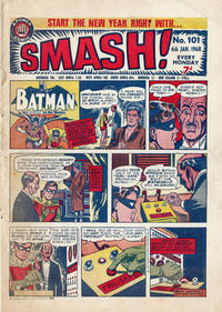 Cover Thumbnail for Smash! (IPC, 1966 series) #101