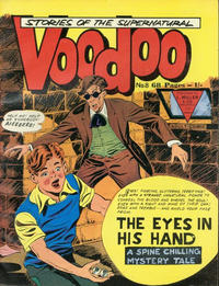 Cover Thumbnail for Voodoo (L. Miller & Son, 1961 series) #8