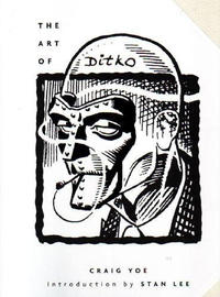Cover Thumbnail for The Art of Ditko (IDW, 2009 series)