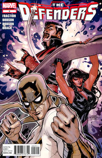 Cover Thumbnail for Defenders (Marvel, 2012 series) #2