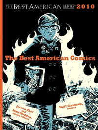 Cover Thumbnail for The Best American Comics (Houghton Mifflin, 2006 series) #2010