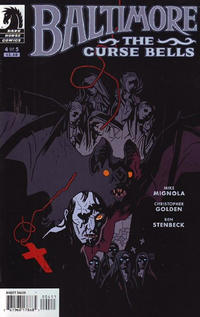 Cover Thumbnail for Baltimore: The Curse Bells (Dark Horse, 2011 series) #4 [9]