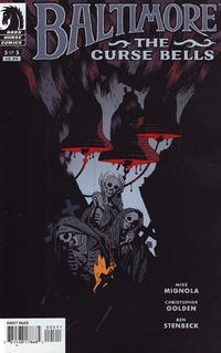 Cover Thumbnail for Baltimore: The Curse Bells (Dark Horse, 2011 series) #5 [10]