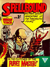 Cover Thumbnail for Spellbound (L. Miller & Son, 1960 ? series) #50