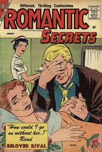 Cover Thumbnail for Romantic Secrets (Charlton, 1955 series) #14