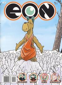 Cover Thumbnail for Eon (Hjemmet / Egmont, 2009 series) #1/2012