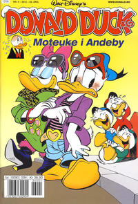 Cover Thumbnail for Donald Duck & Co (Hjemmet / Egmont, 1997 series) #4/2012