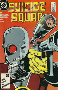 Cover Thumbnail for Suicide Squad (DC, 1987 series) #6 [Direct Edition]