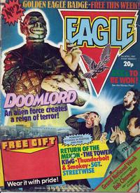 Cover Thumbnail for Eagle (IPC, 1982 series) #2