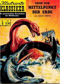 Cover Thumbnail for Illustrierte Klassiker [Classics Illustrated] (Norbert Hethke Verlag, 1991 series) #9 - Reise zum Mittelpunkt der Erde