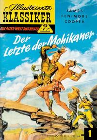 Cover Thumbnail for Illustrierte Klassiker [Classics Illustrated] (Norbert Hethke Verlag, 1994 series) #1 - Der Letzte der Mohikaner
