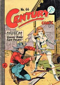 Cover Thumbnail for Century Comic (K. G. Murray, 1961 series) #66