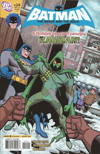 Cover Thumbnail for The All-New Batman: The Brave and the Bold (DC, 2011 series) #14