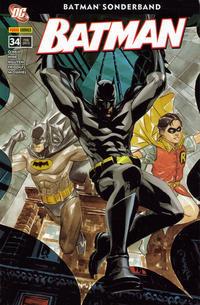 Cover Thumbnail for Batman Sonderband (Panini Deutschland, 2004 series) #34 - Im Angesicht des Feindes
