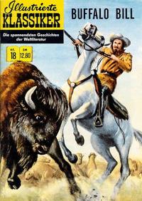 Cover Thumbnail for Illustrierte Klassiker [Classics Illustrated] (Norbert Hethke Verlag, 1991 series) #18 - Buffalo Bill