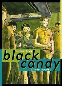 Cover Thumbnail for Black Candy (Black Eye, 1998 series)