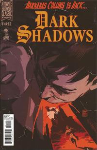 Cover Thumbnail for Dark Shadows (Dynamite Entertainment, 2011 series) #3