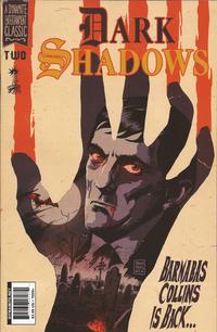 Cover Thumbnail for Dark Shadows (Dynamite Entertainment, 2011 series) #2
