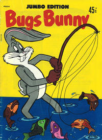 Cover Thumbnail for Bugs Bunny Jumbo Edition (Magazine Management, 1974 ? series) #46010