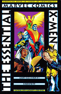Cover Thumbnail for Essential X-Men (Marvel, 1996 series) #1 [First Printing]