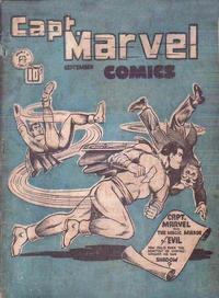Cover Thumbnail for Captain Marvel Comics (Anglo-American Publishing Company Limited, 1942 series) #v2#2