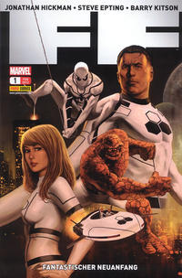 Cover Thumbnail for FF (Panini Deutschland, 2012 series) #1 - Fantastischer Neuanfang