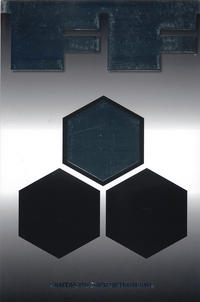 Cover for FF (Panini Deutschland, 2012 series) #1 - Fantastischer Neuanfang