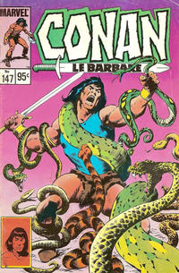 Cover Thumbnail for Conan le Barbare (Editions Héritage, 1972 series) #147