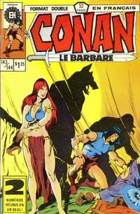Cover Thumbnail for Conan le Barbare (Editions Héritage, 1972 series) #143/144