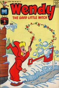 Cover Thumbnail for Wendy, the Good Little Witch (Harvey, 1960 series) #22