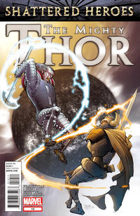 Cover Thumbnail for The Mighty Thor (Marvel, 2011 series) #10