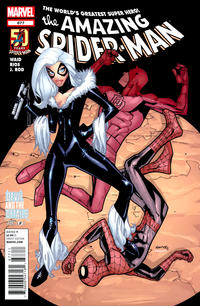 Cover Thumbnail for The Amazing Spider-Man (Marvel, 1999 series) #677