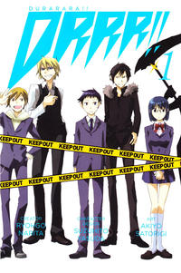 Cover Thumbnail for Durarara!! (Yen Press, 2012 series) #1