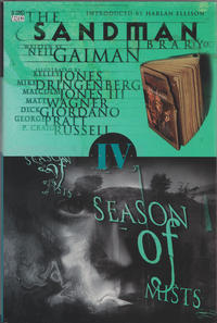 Cover Thumbnail for The Sandman [Sandman Library Edition] (DC, 1998 series) #4 - Season of Mists
