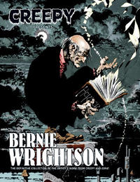 Cover Thumbnail for Creepy Presents Bernie Wrightson (Dark Horse, 2011 series)