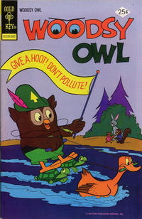 Cover Thumbnail for Woodsy Owl (Western, 1973 series) #10 [Gold Key]