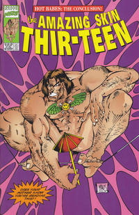 Cover Thumbnail for Skin 13 (Entity-Parody, 1995 series) #1/2 [1/2 A]
