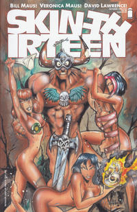 Cover Thumbnail for Skin 13 (Entity-Parody, 1995 series) #1/2 [1/2 B]